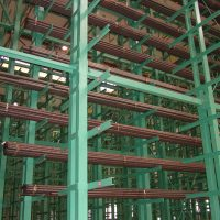 Storing the material in storage systems KPK