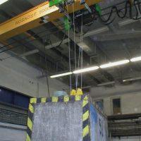Lanový kladkostroj STAHL 5000 kg