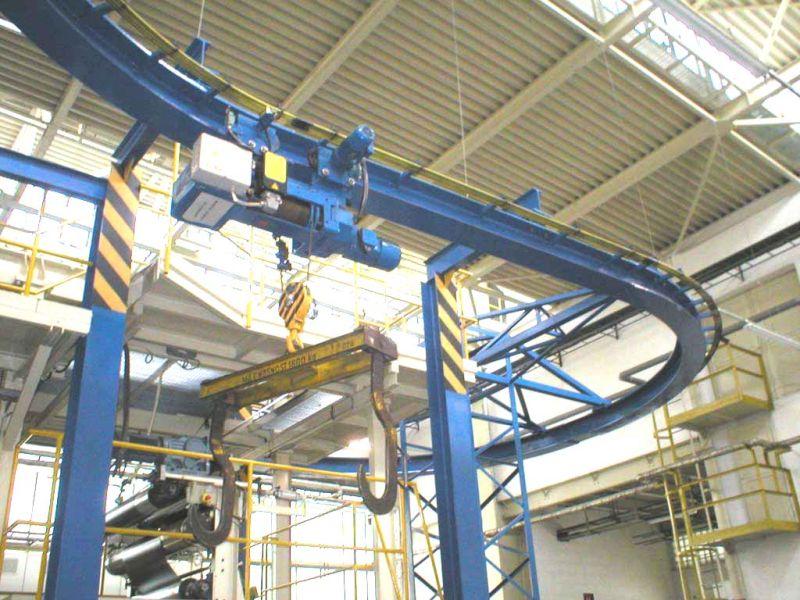 Monorail Crane Kpk Cranes