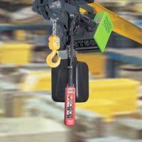 The chain hoist STAHL