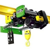 Hoist with small construction height - Ex