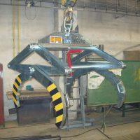 Kliešte na gulatinu 2800 kg