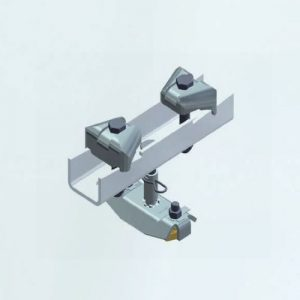 Suspension pendulating short, adjustable (item 8.)