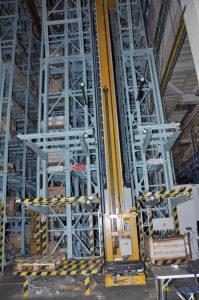 Stacker cranes 1000 kg