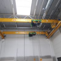 Single girder overhead crane 10t