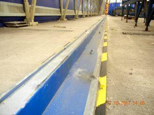 Craneway for girder crane