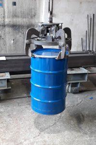 Barrel pliers