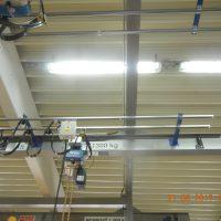 Monorail crane 1,3t