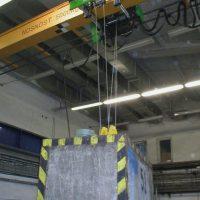 Wire rope hoist – STAHL type SH: 5000 kg