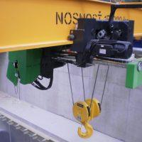 Wire rope hoist – STAHL type SH: 15000 kg