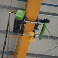 Wire rope hoist – STAHL type SH: 12500 kg