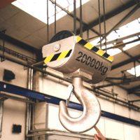 Kladnica so špeciálnou povrchovou úpravou pre výbušné prostredia 20000 kg