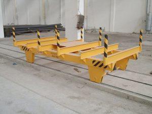 Transport trolley 3000 kg
