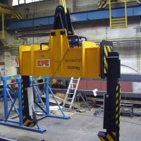 Tongs for coils 32000 kg