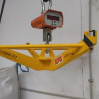 Spreader beam BIG-BAG 1000 kg