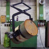 Prípravok pre natáčanie sudov 300 kg