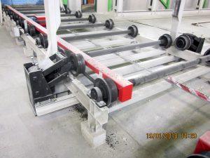 The conveyor 3