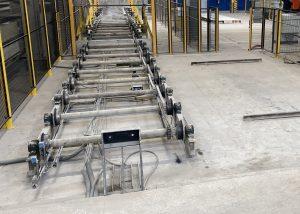 The conveyor 2
